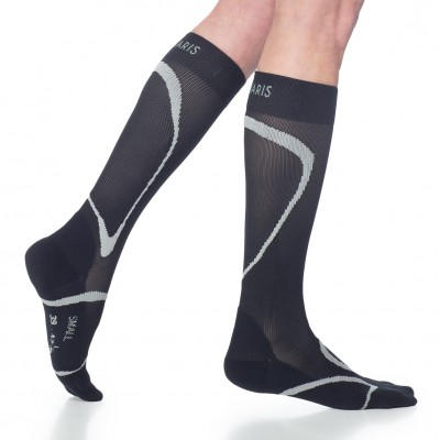 SIGVARIS_Performance_Socks_Women_Black